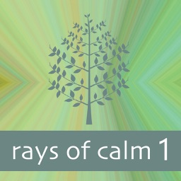 Rays Of Calm 1 by Christiane Kerr