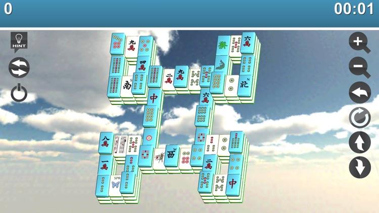 Mojo Mahjong 3D