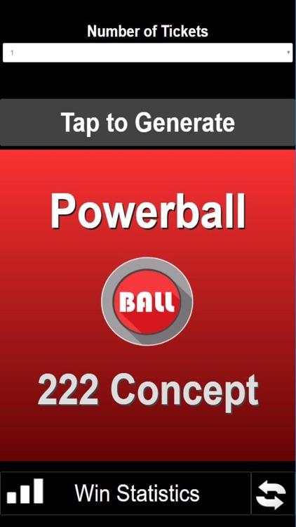 Powerball Lotto screenshot-4