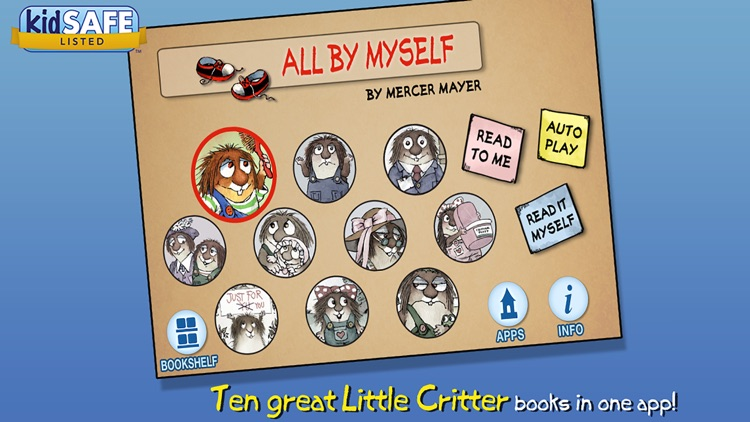 Little Critter Collection #1 screenshot-0