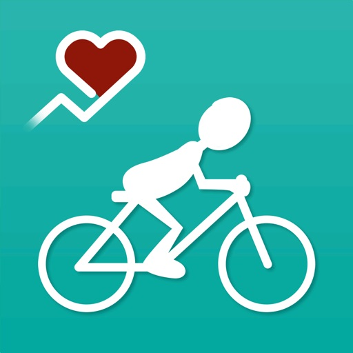 iBiker Cycling Tracker & Heart Rate Trainer