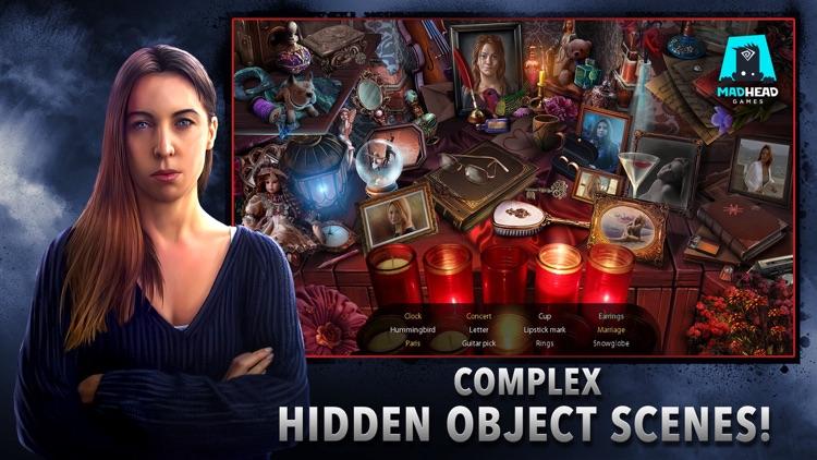 Adam Wolfe: Dark Detective Mystery Game (Full) screenshot-4