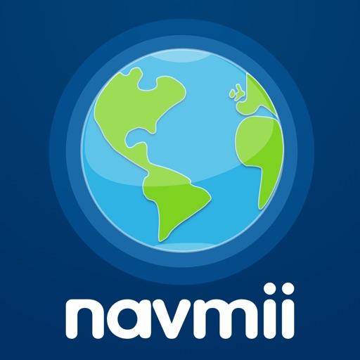 Navmii GPS 印度: 離線導航