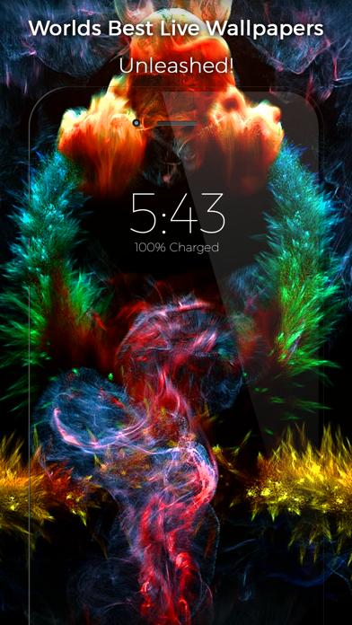 Nebula Lite - Live Wallpapers screenshot one