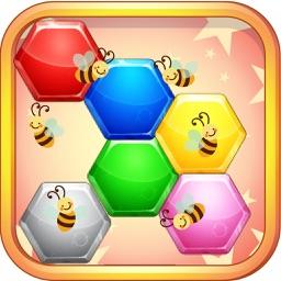 Hexa Block Jigsaw Puzzle Epic