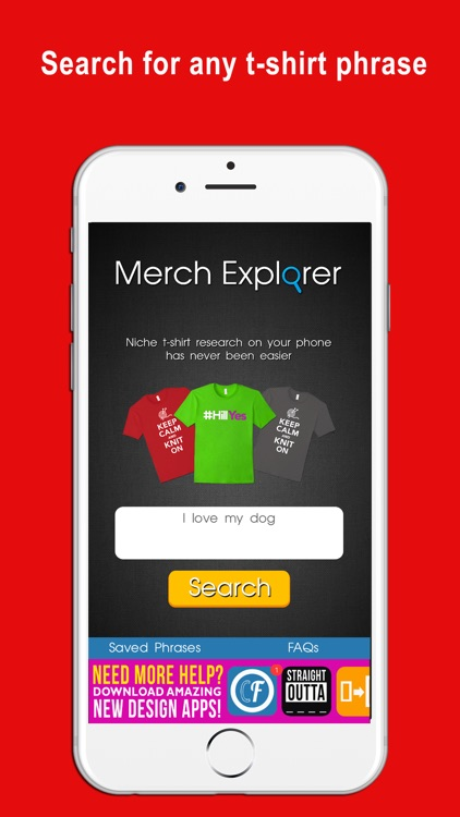 Merch Explorer screenshot-0