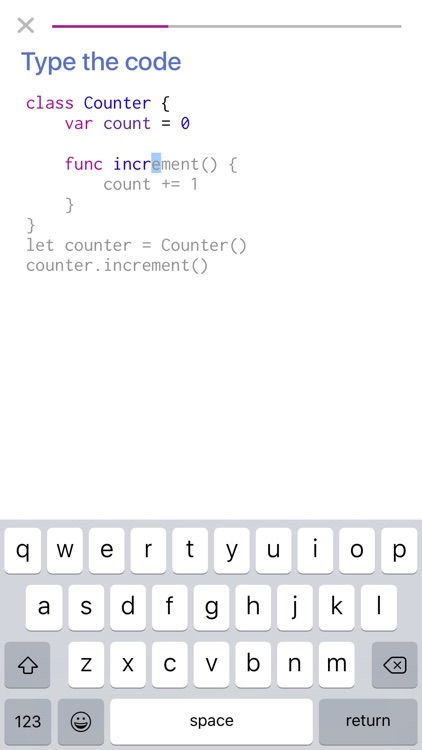 TapCoding screenshot-3