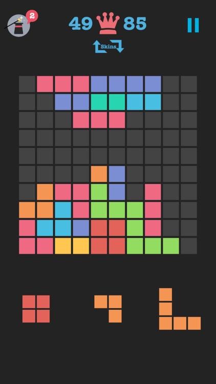 10101010: Block Puzzle 10/10 Color Brick Scale