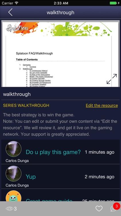GameNet for - Splatoon screenshot-3