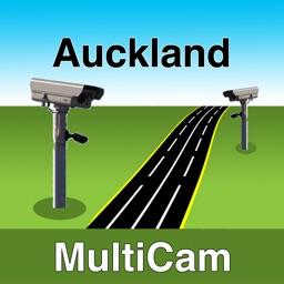 MultiCam Auckland Traffic