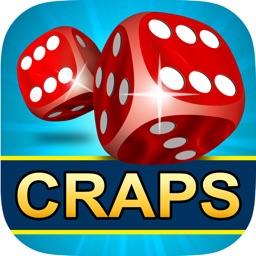Craps - Vegas Casino Craps 3D Master Dice Shooter