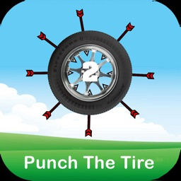 Shooting Game : Punch The Tire