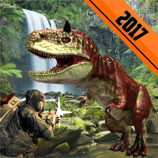 2017 Jurassic Dino Hunter Deadly Shooter