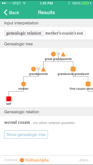 Wolfram Genealogy & History Research Assistant screenshot three