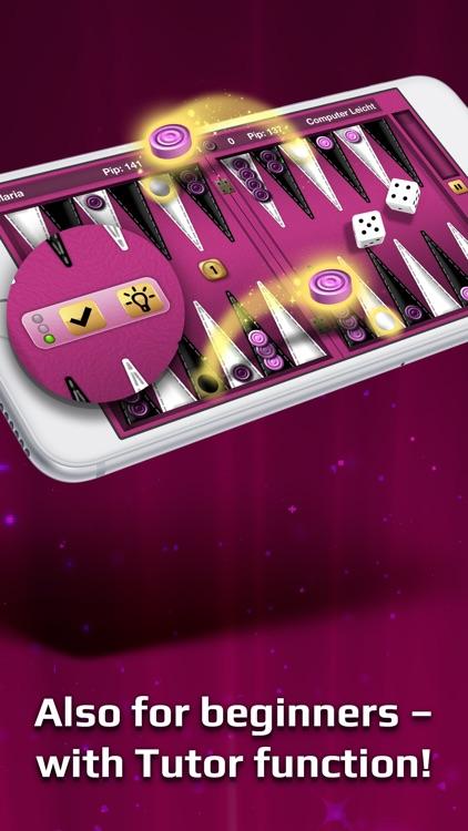 Backgammon Gold screenshot-4