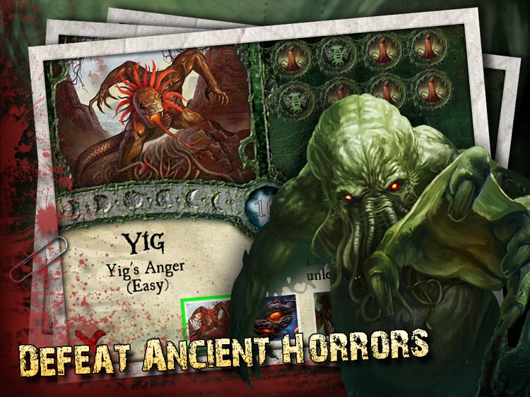 Elder Sign: Omens for iPad screenshot-4