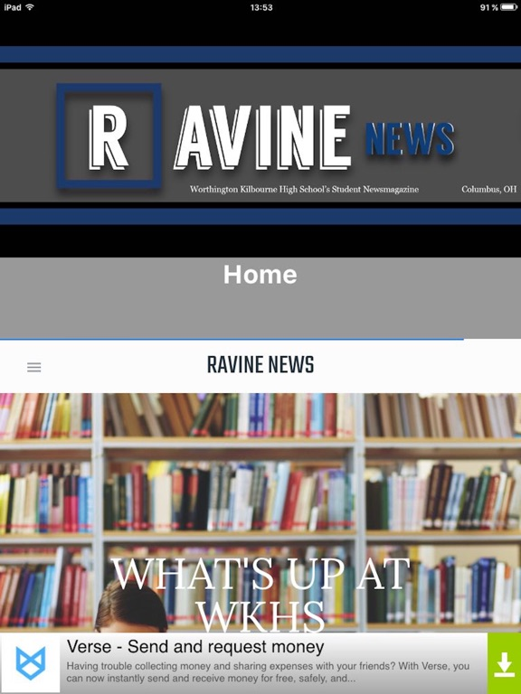 Ravine News screenshot 6