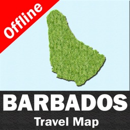 BARBADOS – GPS Travel Map Offline Navigator