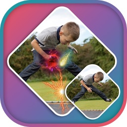Super Power Photo Editor -Super Power Sticker