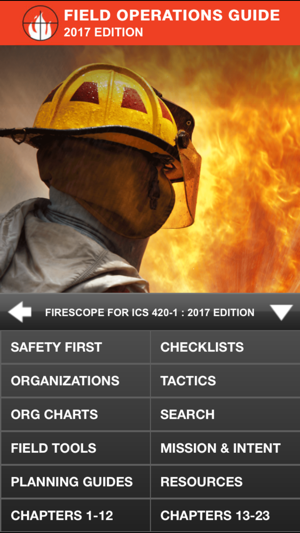 2017 FIRESCOPE FOG (ICS 420-1) on the App Store