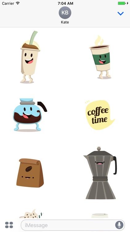 Coffee Time Emojis