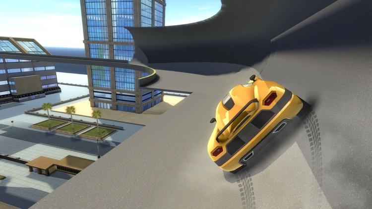 StuntX Car Driving Parking Sim screenshot-4