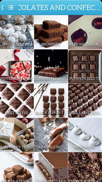 Dessert Recipes - Chocolates and Confections screenshot-4
