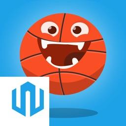 Bouncy Basketball Hoops