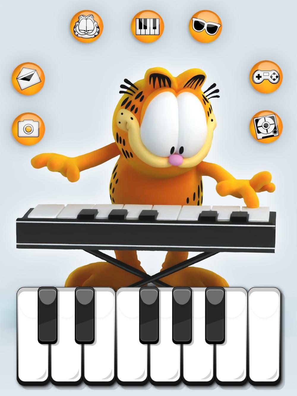 Talking Garfield HD hack tool
