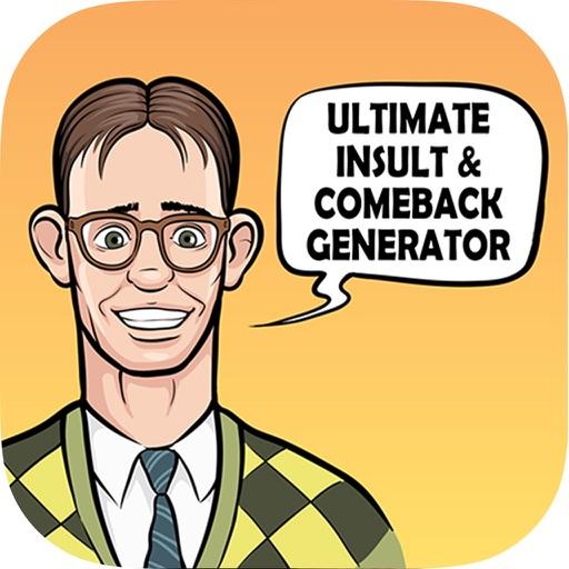 Ultimate Insults & Comebacks Generator