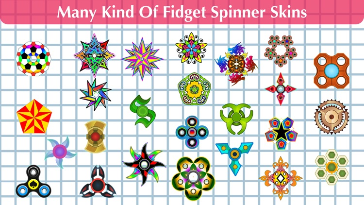 spinner.io spinz fidget spinner screenshot-1