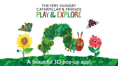 The Very Hungry Caterpillar ~ Play & Explore