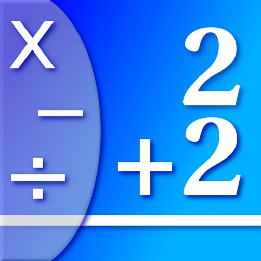 Math Fact Master app logo