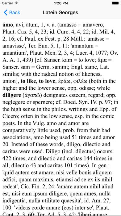 Latin-English (Lewis)のおすすめ画像3
