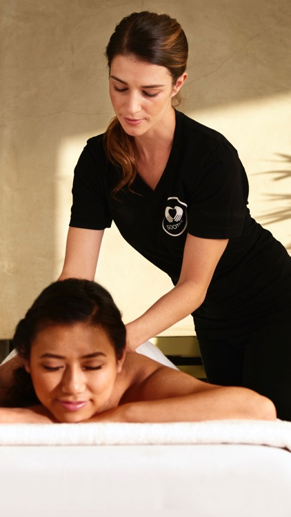 Soothe: In Home Massage Delivered To You