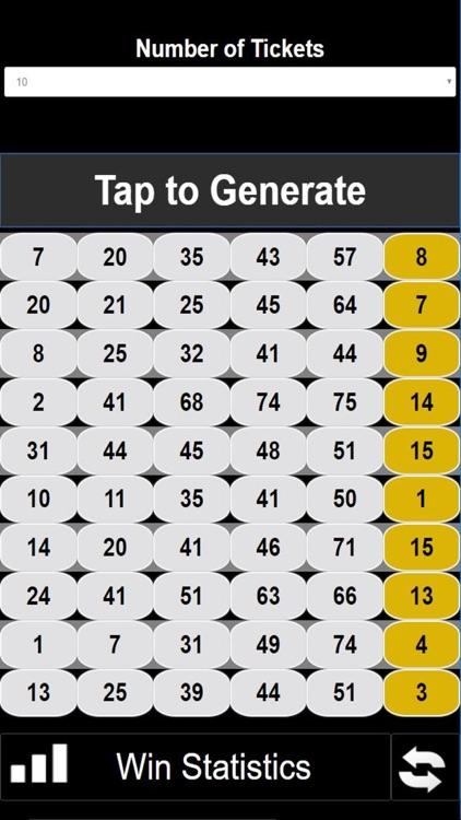 Mega Millions Lotto screenshot-3