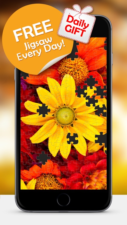 Magic Jigsaw Puzzles screenshot-0