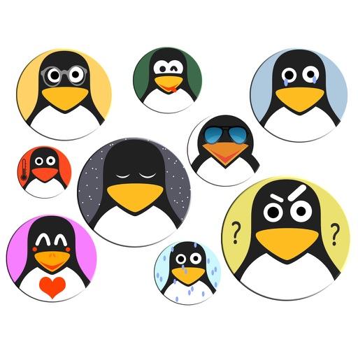 Mr Penguin Emoji