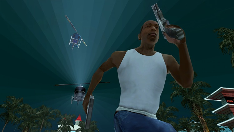 Grand Theft Auto: San Andreas screenshot-3