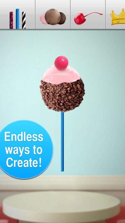 Cake Pop Maker screenshot-0
