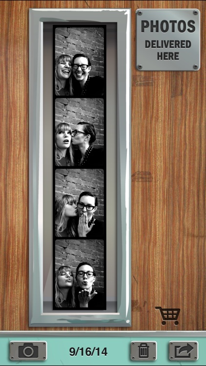Pocketbooth - the photo booth in your pocket