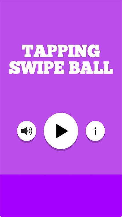 Tapping Swipe Ball