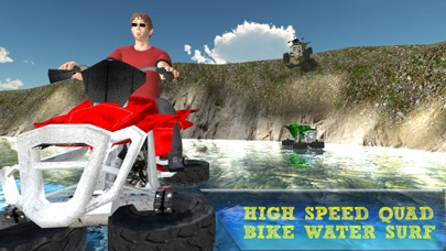点击获取Quad Bike Beach Water Surfer & Stunt Simulator