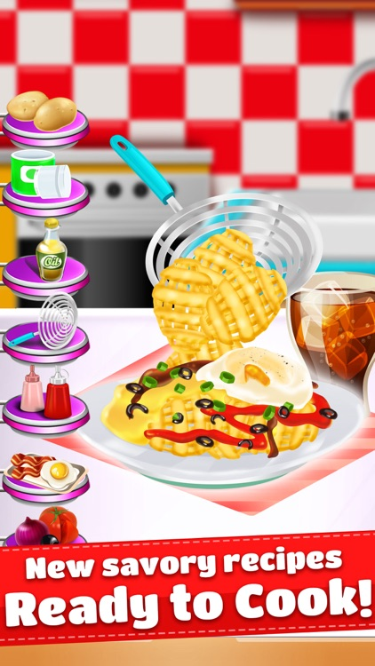 Cooking Food Making Kids Games (Girl Boy)