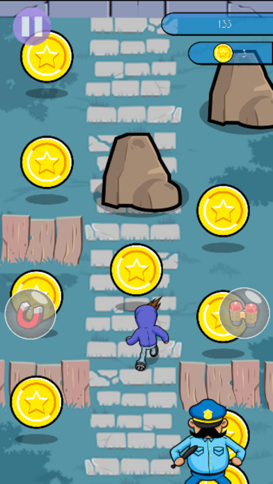 Robber Run Challenge screenshot four