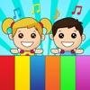 楽器と子供のピアノの音 - iPhoneアプリ