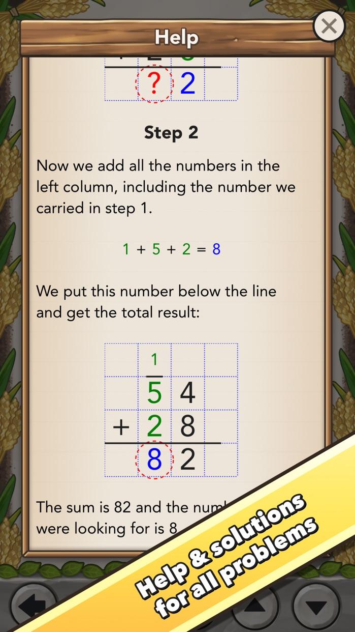 King of Math 2: Full Game Screenshot