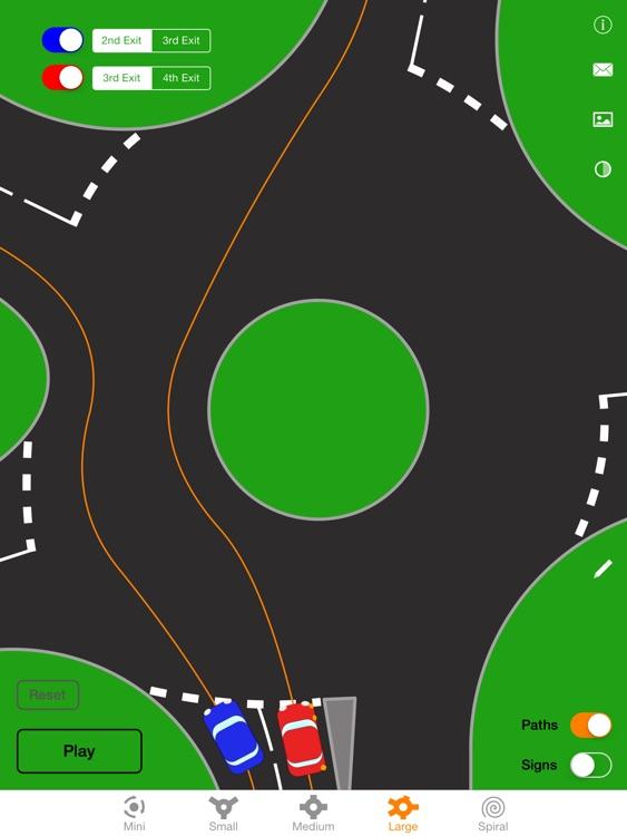 Learn To Drive: Roundabouts screenshot-3