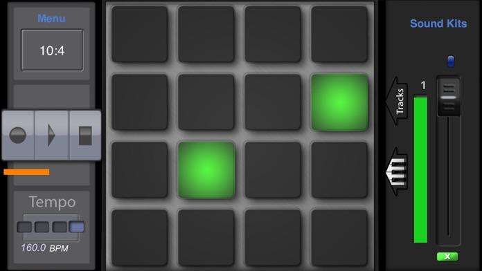 BeatPad Screenshot