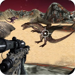 Sniper Dragon Hunter:3d Game